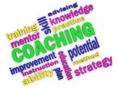 Are Life Coaches Legit Or Just Hacks Without Real Degrees? - Coaching word cloud
