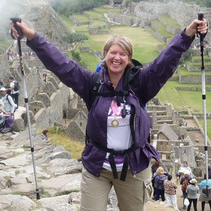 Lessons From the Inca Trail by Karen Williams