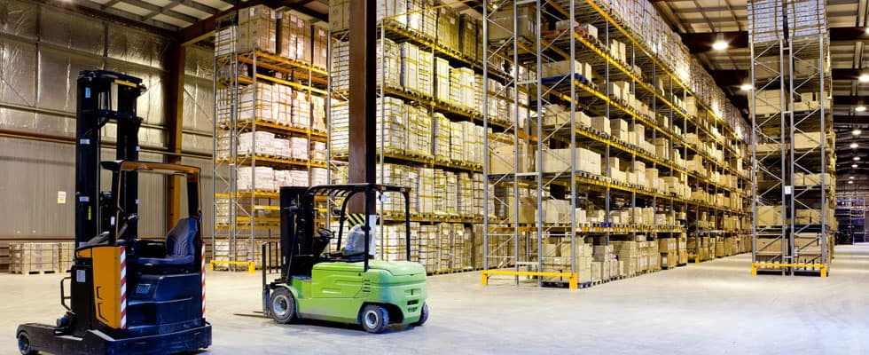 Getting into the Warehousing Business