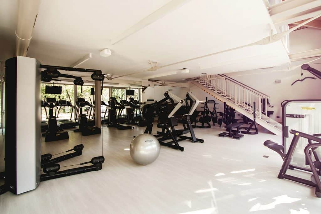 essential supplies for starting a gym