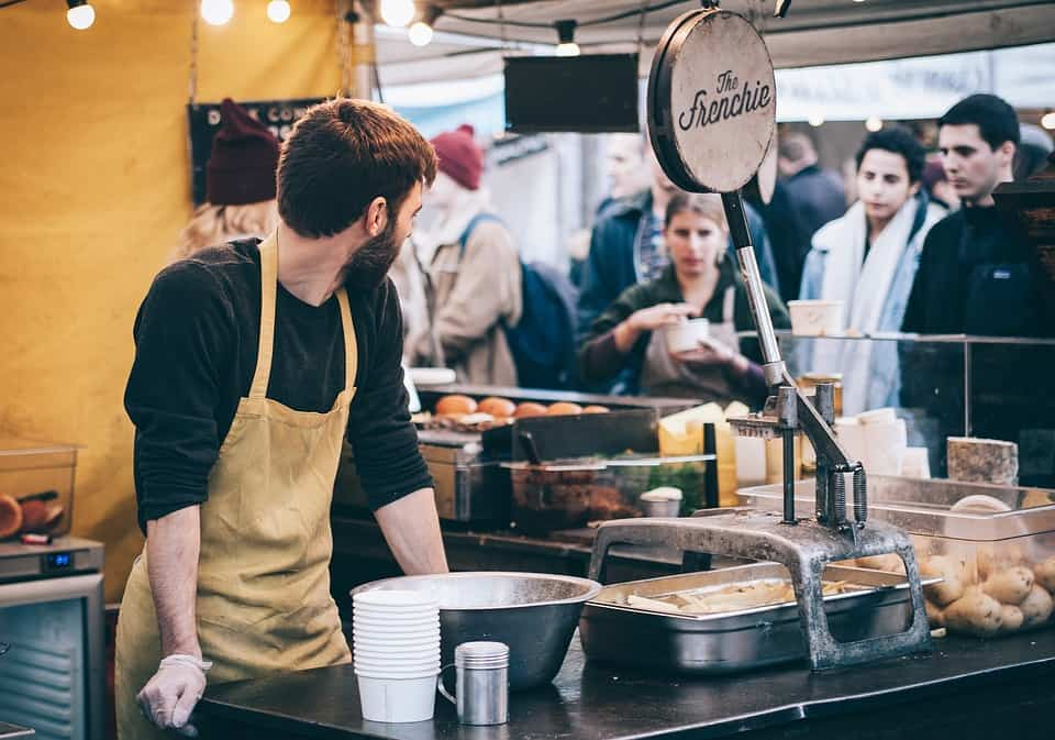 5 Tips for Starting a Food Business