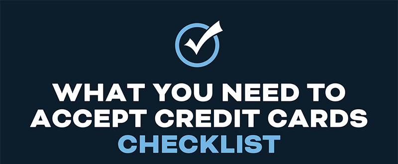 How to accept credit cards for your small business choice for Need business credit cards