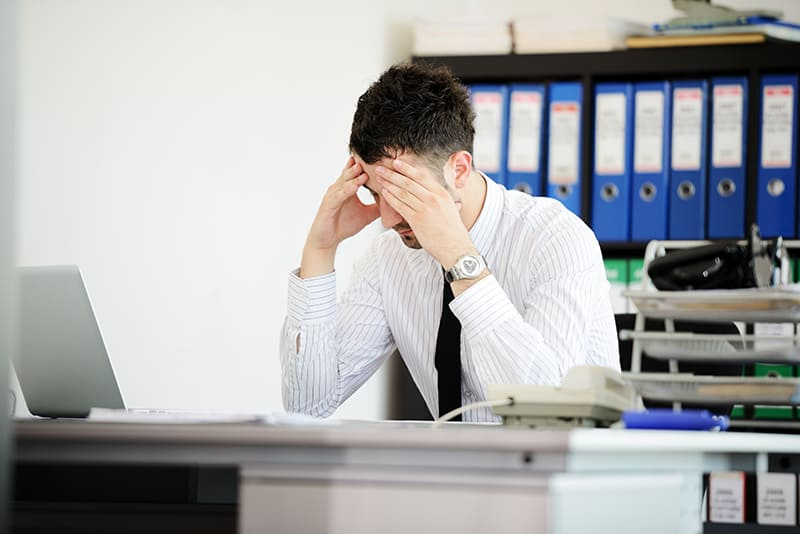 1 out of 3 Employees taking time out due to Mental Health
