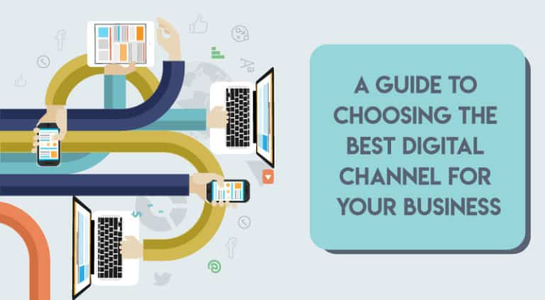 A-Guide-to-Choosing-the-Best-Digital-Channel-for-Your-Business-Infographic