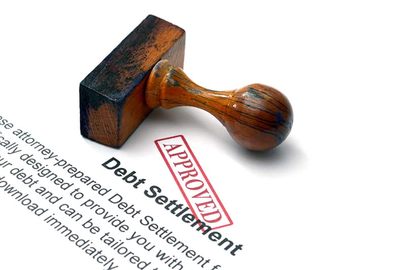 Debt settlement - a healthy cash flow is essential for any business