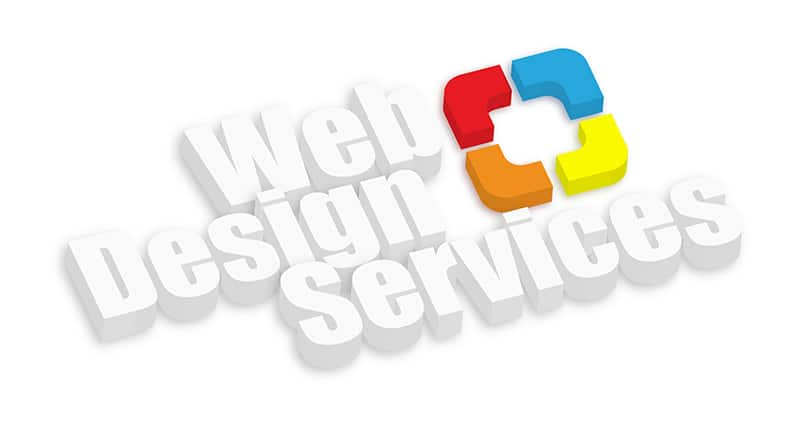 Vector web design services