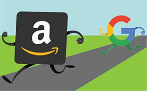 Is selling on Amazon FBA worth it - amazon overtook google as consumer's online shopping starting point