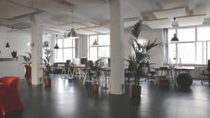 What Style of Office Furniture Is Best for Your Small Business  open plan office