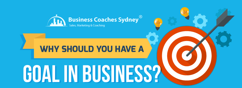 Why Should you Have a Goal in Business? (Infographic)