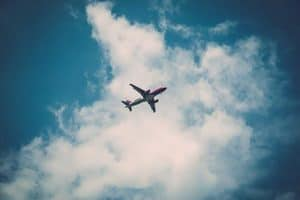 Are You Thinking About Moving Abroad For Your Career - plane in the sky