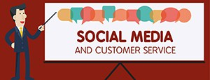 Social media and customer service