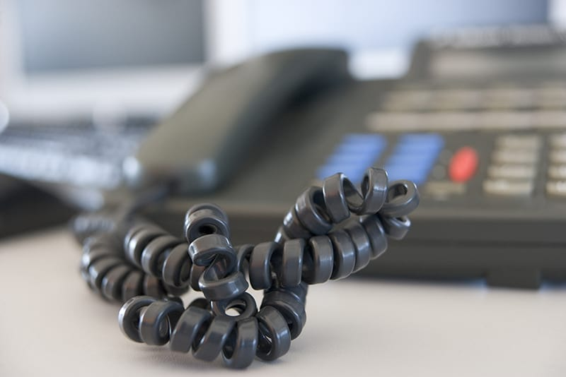 Things You Can Do With Vanity Numbers to Increase the Success of Your Business -Shot of a telephone cord