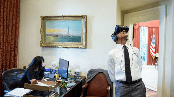 4 Must-Have Components of a Virtual Workspace - Barack Obama