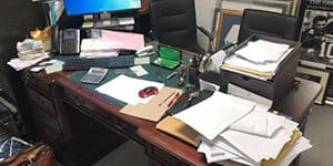 What's on your work desk_James Constantinou