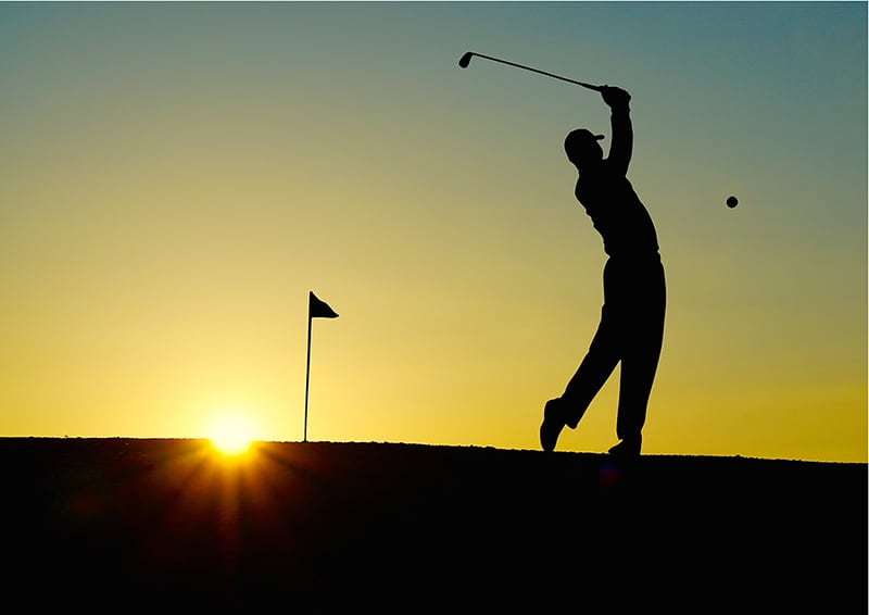 The Art of Doing Business on a Golf Course: How to Impress Your Clients and Seal the Deal