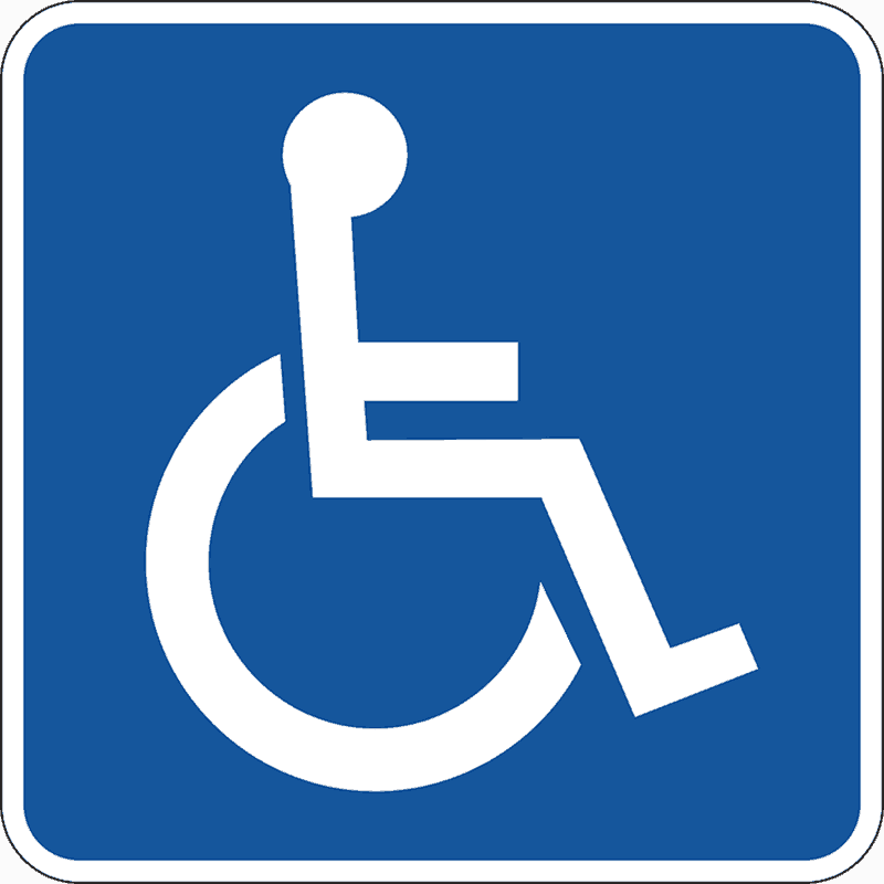 Blue Badge - Disabled
