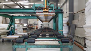 factory production industry plant manufacturing
