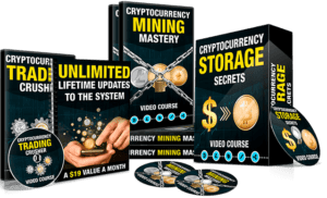 cryptocurrency mining training product image