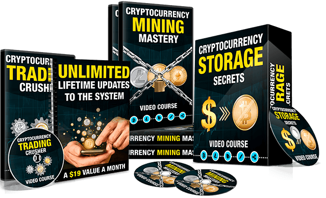 cryptocurrency training product image