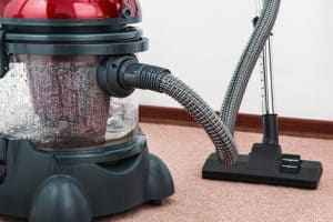 carpet cleaning appliance