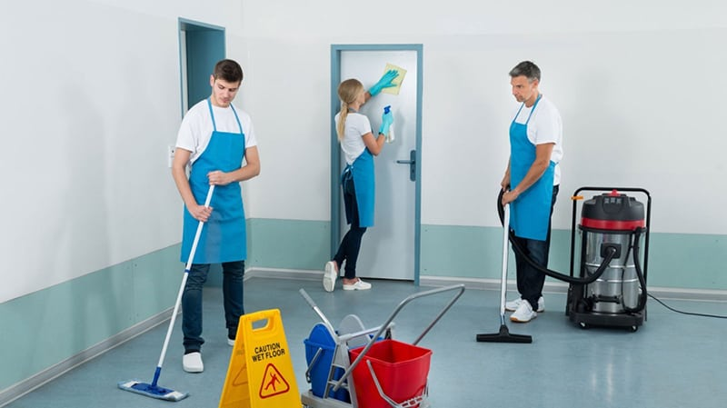 profesional janetorial services - cleaners