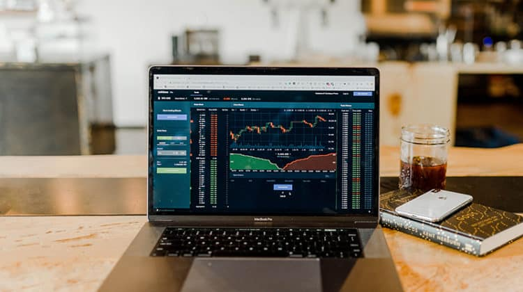 Investment options -Daytrading bitcoins financial markets at a coffeeshop