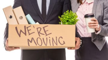 Avoid Productivity Problems with These Office Moving Tips