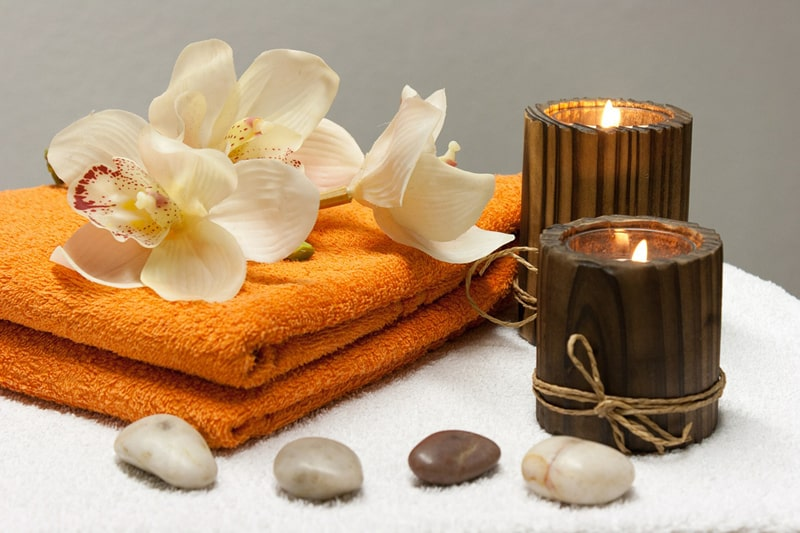 ways to de-stress spa massage wellness