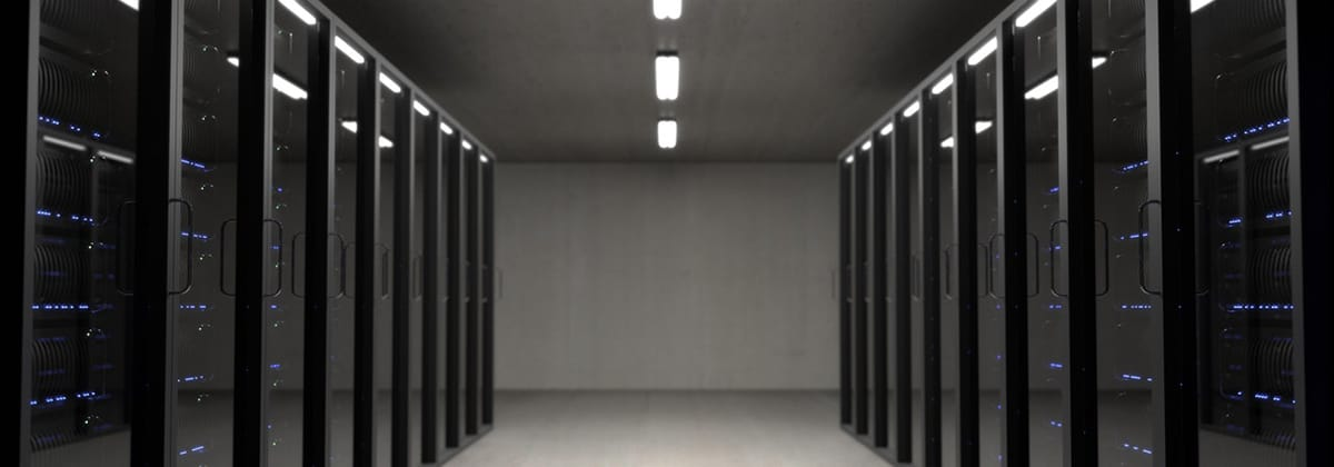 Data storage - servers - cloud storage