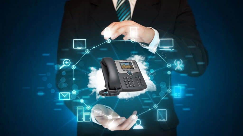 VOIP - PBX phone - Voice over internet protocol