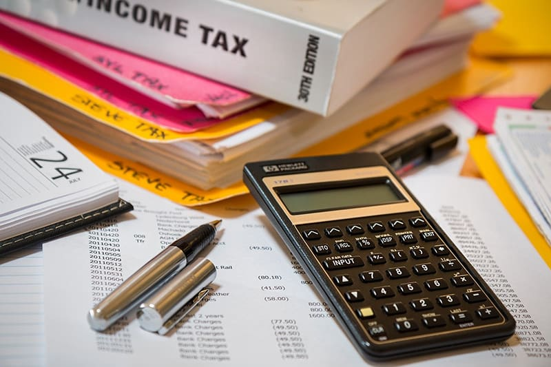 tax return income tax calculator accouns