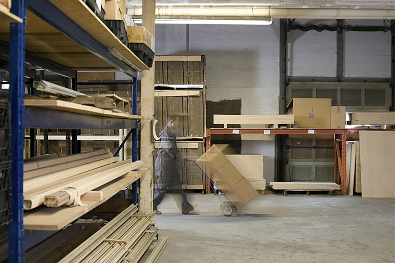 Warehousing and Storage for a Logistics Business