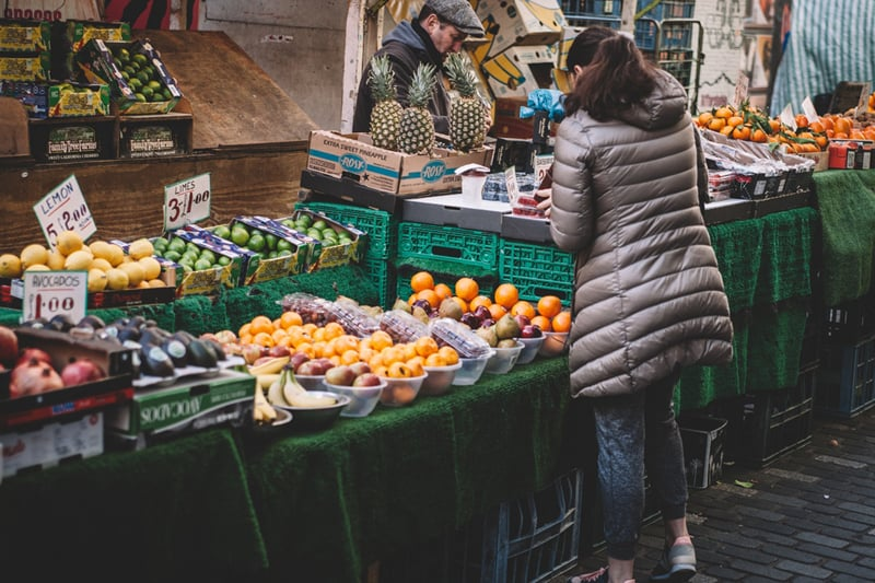 The Importance of Shopping Local - greengrocer