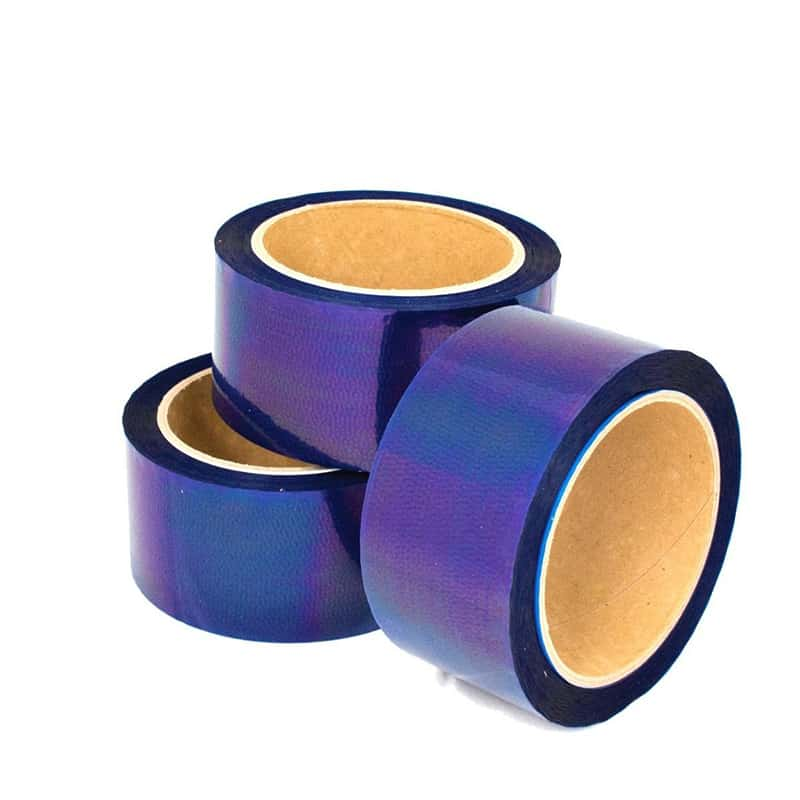 Three rolls of packing tape