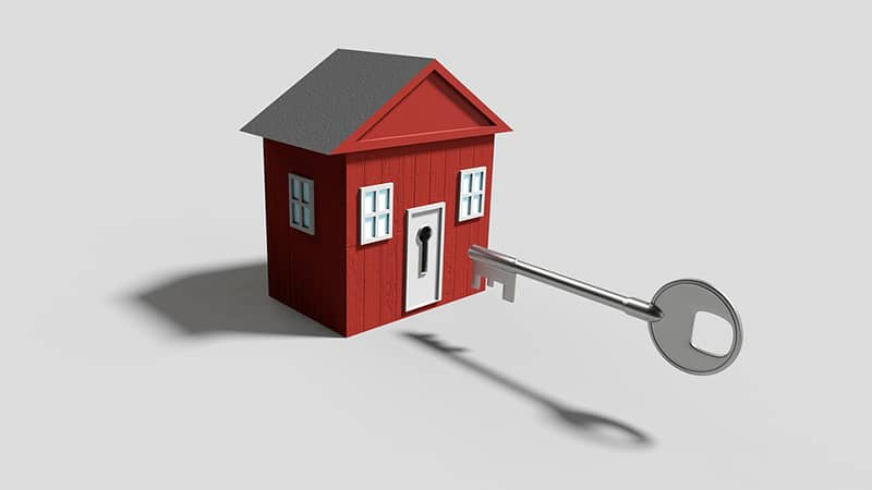 Key to the door - Ways Investing in Property Can Make You Millionaire