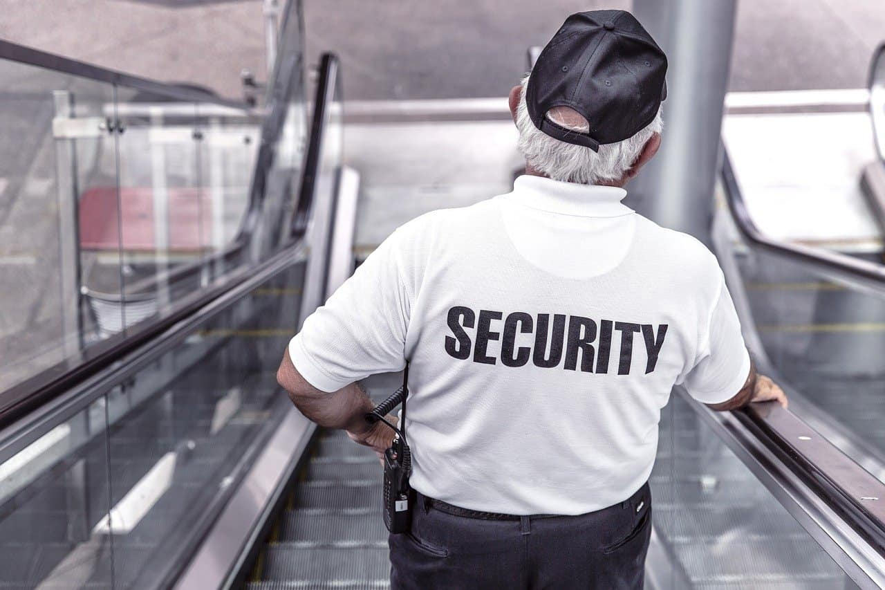 security personnel for securing your business against crime