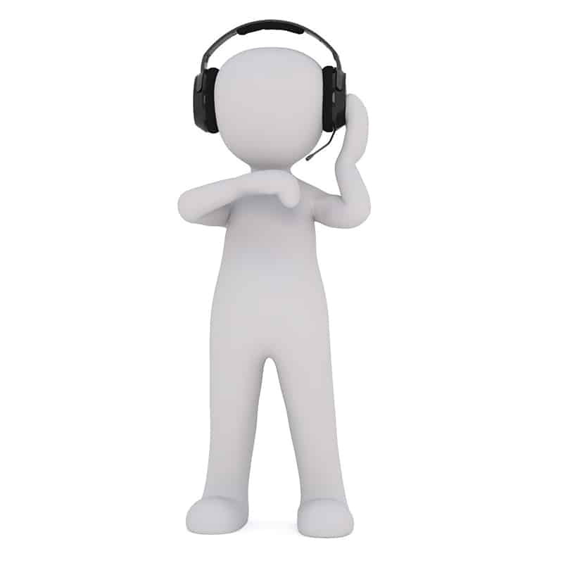 call center manager headset