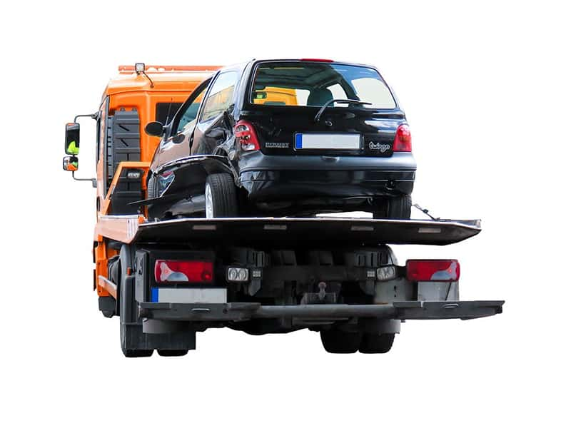 recovery truck, traffic transport auto accident