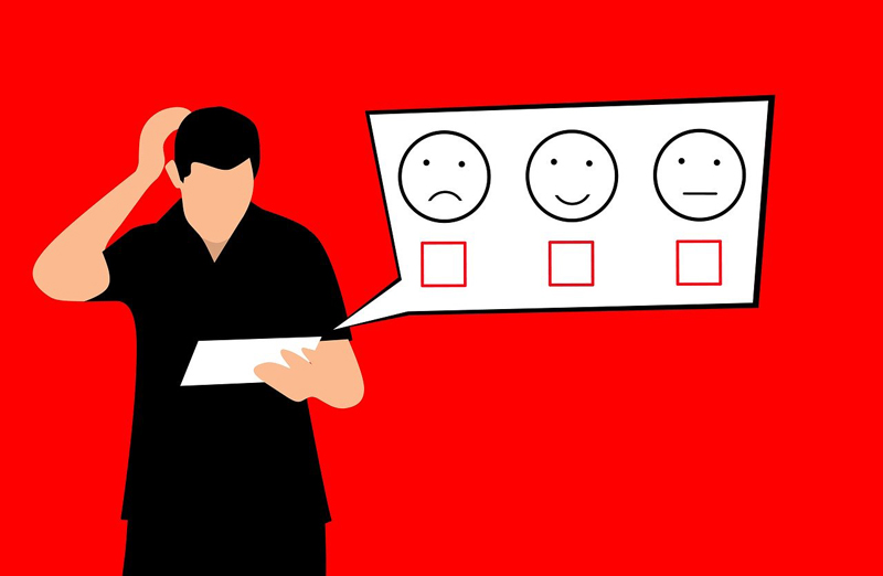 Illustration – customer experience – customer feedback