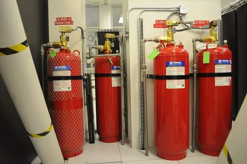 Fire protection systems need to be inspected and maintained regularly.