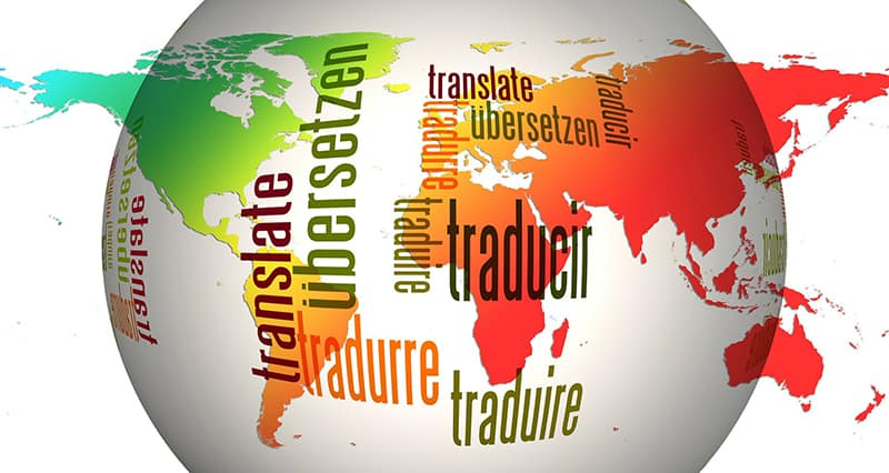 globe world languages translate