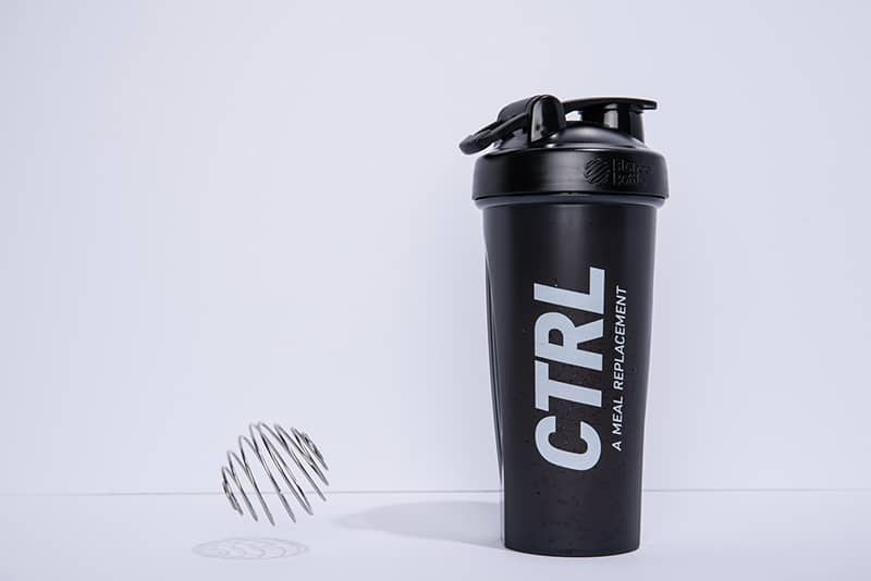 Branded drink bottle used as a promotional tool