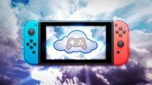Games console - cloud gaming