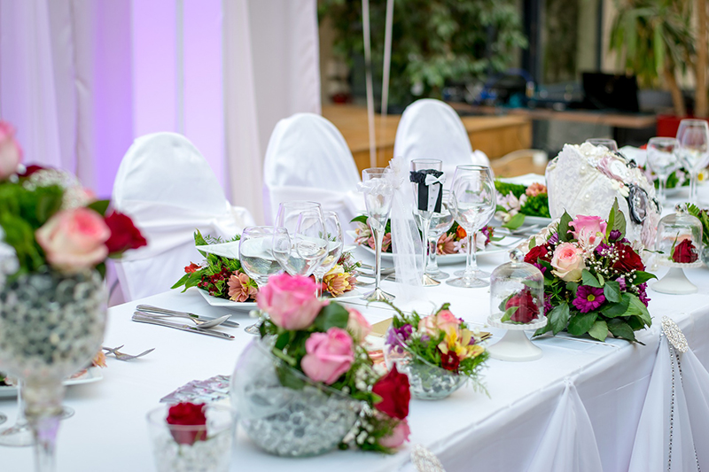 Dinner table event