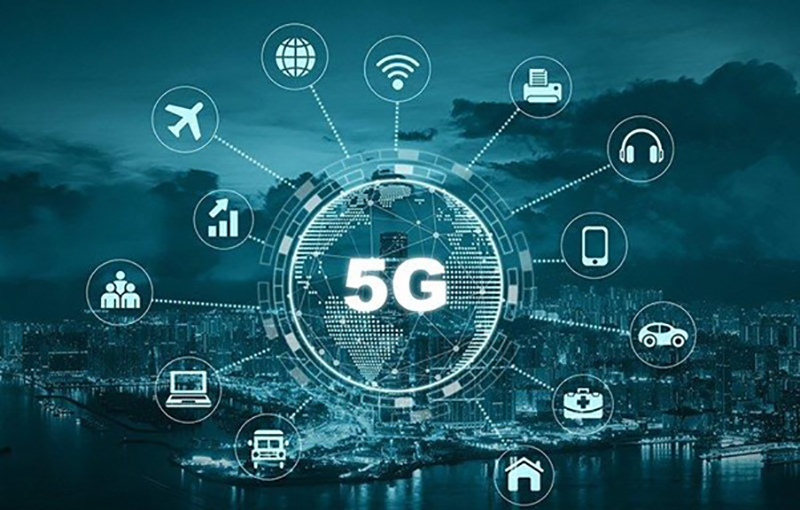 5G networking concept