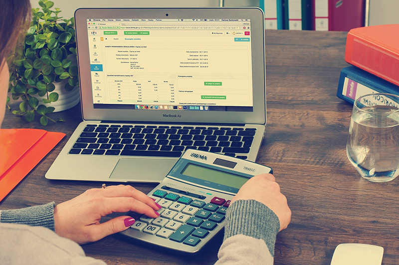 Accounting and bookkeeping works