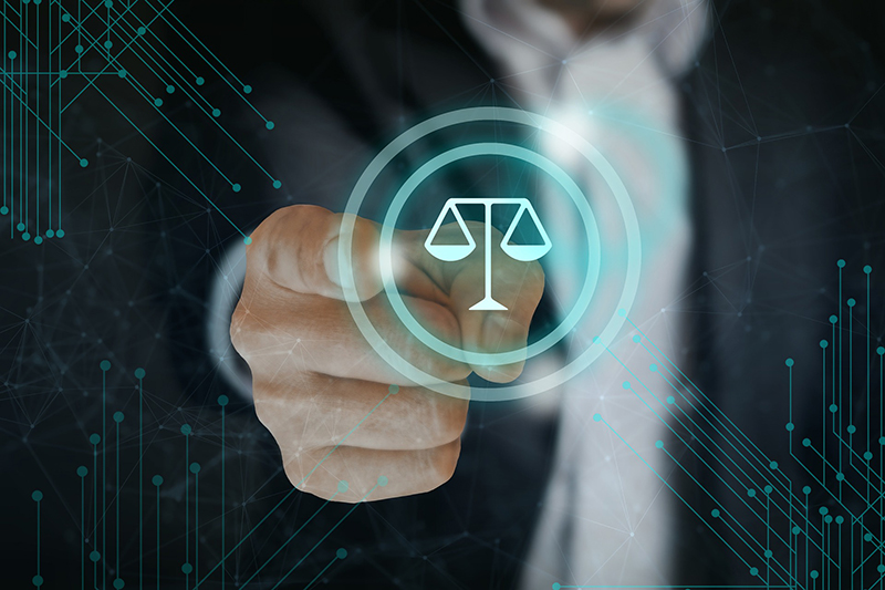 law attorney concept image