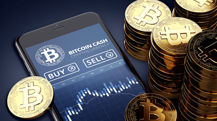 Bitcoin trading apps on mobile phone near bitcoins