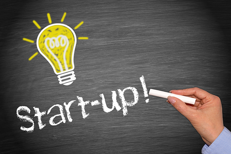 Start-up - Business and Innovation Concept